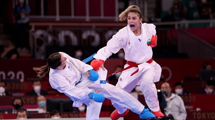Агонията свърши! Ивет Горанова спечели първа олимпийска титла за България от 13 години насам