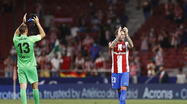 Атлетико победи Елче с до болка познат резултат (видео)
