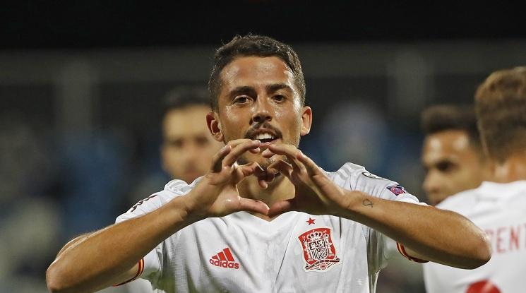 Испания постигна важна победа в гостуването си на Косово (видео)