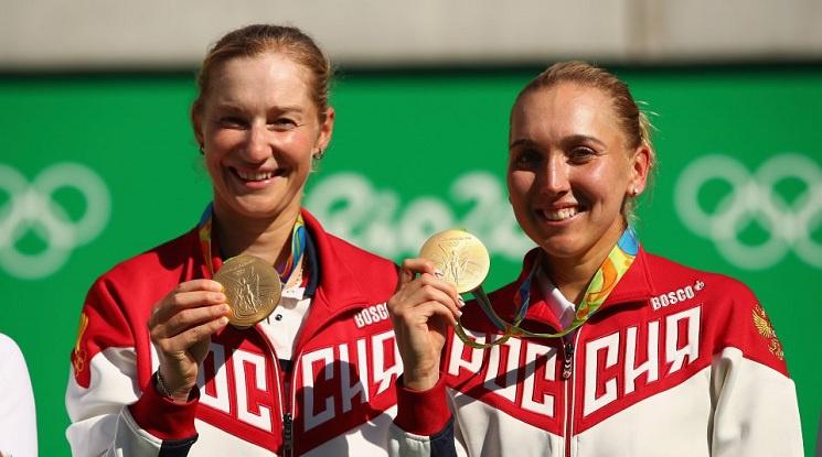 Откраднаха олимпийските медали на Елена Веснина