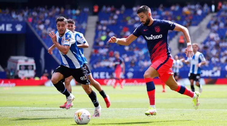 Атлетико изстрада драматични три точки в Каталуния с пълен обрат и гол в края (видео)