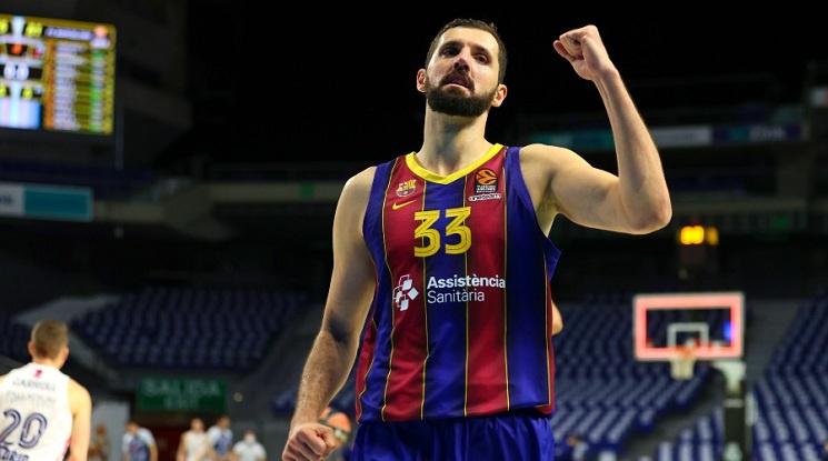 Миротич: Чувствам се като един от най-добрите играчи в Европа