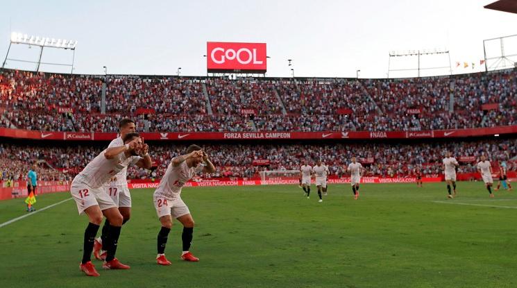 Севиля с убедителна победа в домакинството си на Валенсия