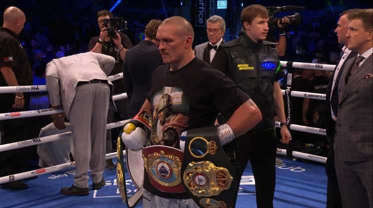 Виталий Кличко: Александър свърши перфектна работа