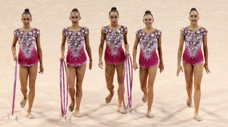 Ансамбълът ни по художествена гимнастика няма да участва на Световното