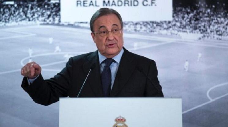 Кой ще е новият треньор на Реал Мадрид?