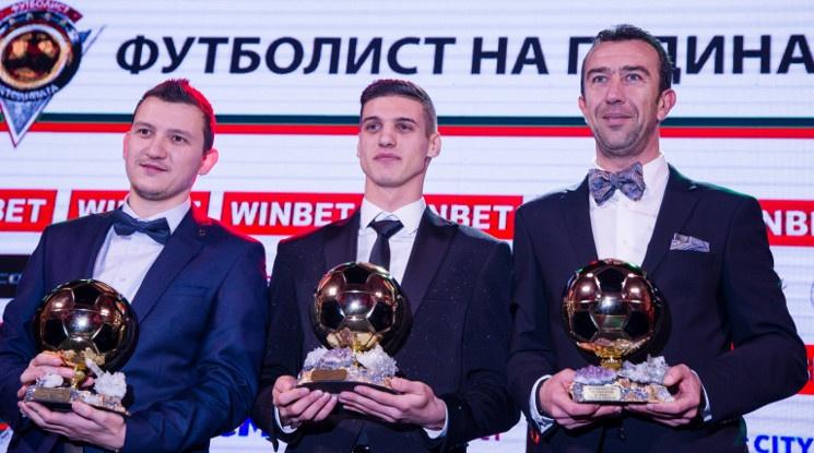 Кой най-много заслужава да бъде Футболист на годината?